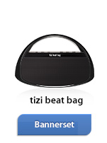 tizi beat bag